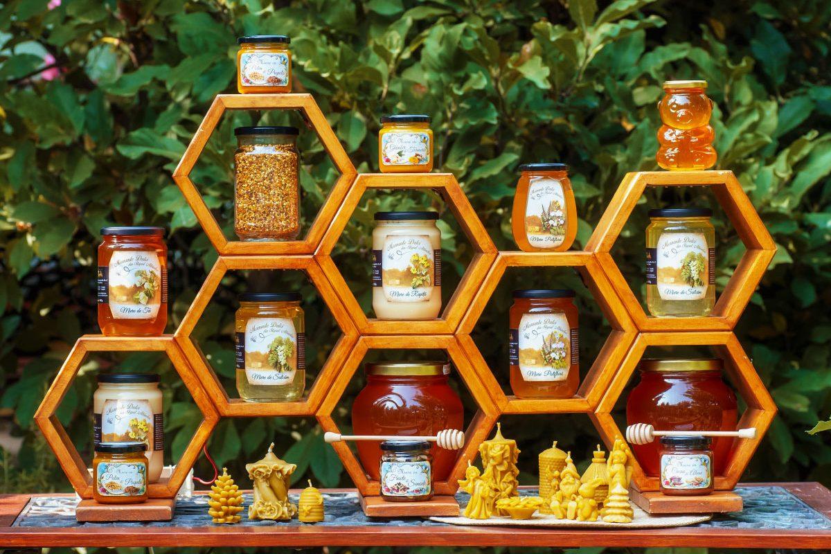 Boda Méhészet - Miere Naturala Boda - Boda Honey - miere satu mare - 04